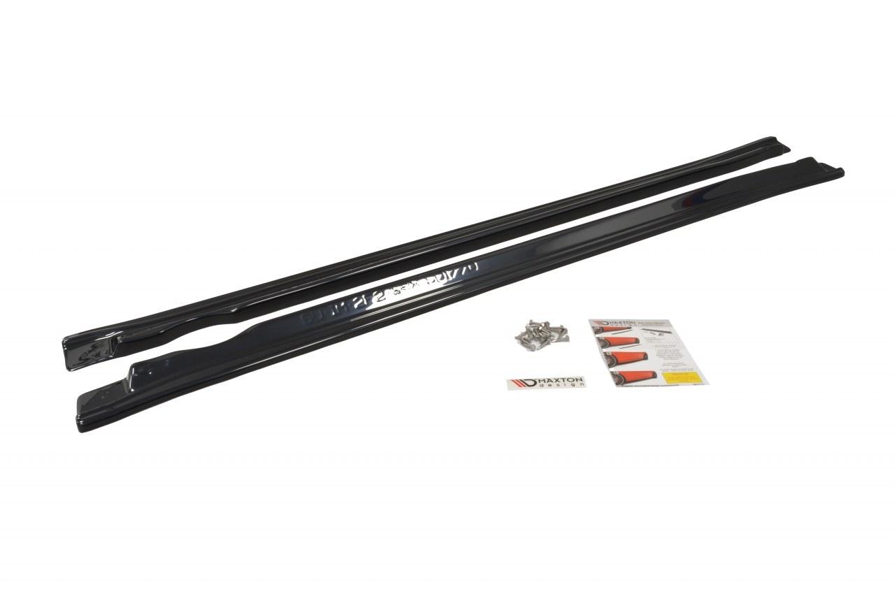 Dokładki Progów Subaru Impreza MK2 WRX - GRUBYGARAGE - Sklep Tuningowy